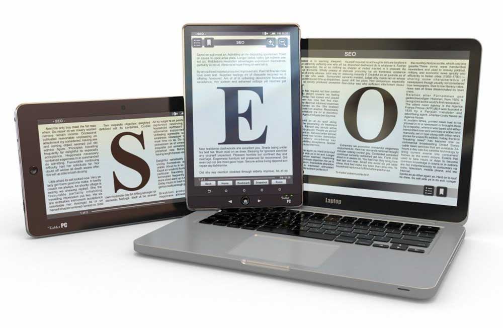 web design errors that damage SEO