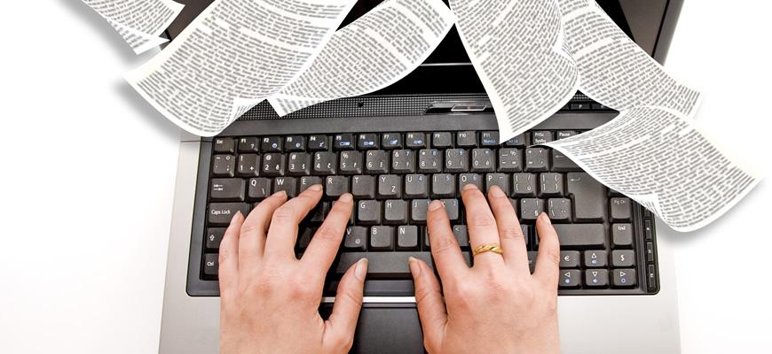 define copywriter
