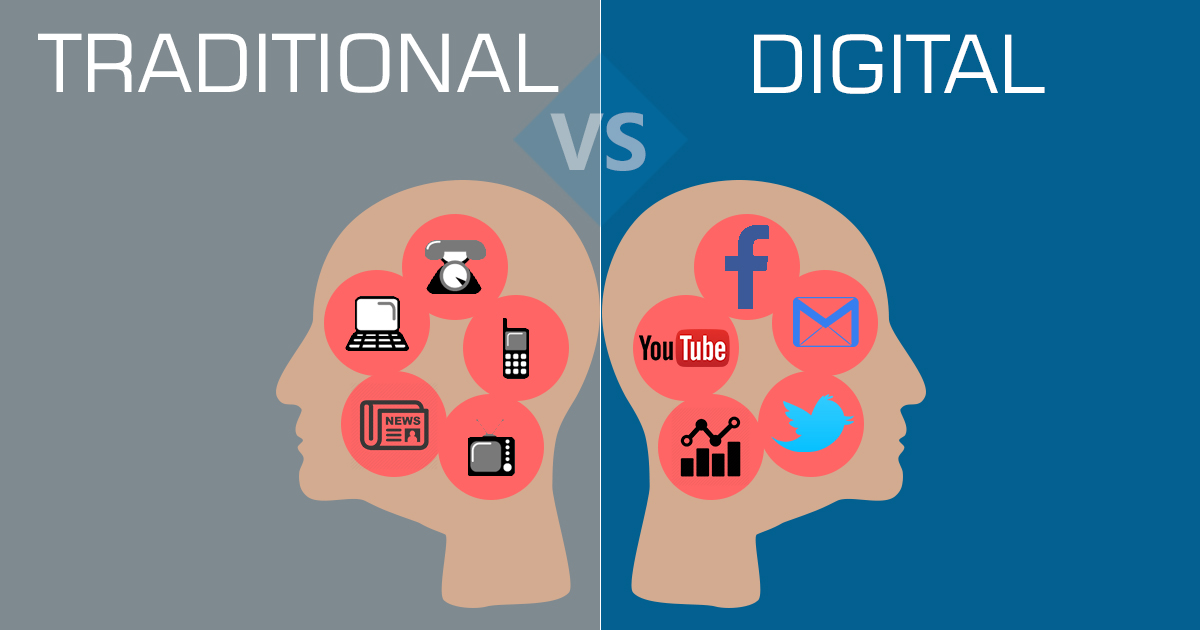 Difference Between Graphic Design And Digital Media
