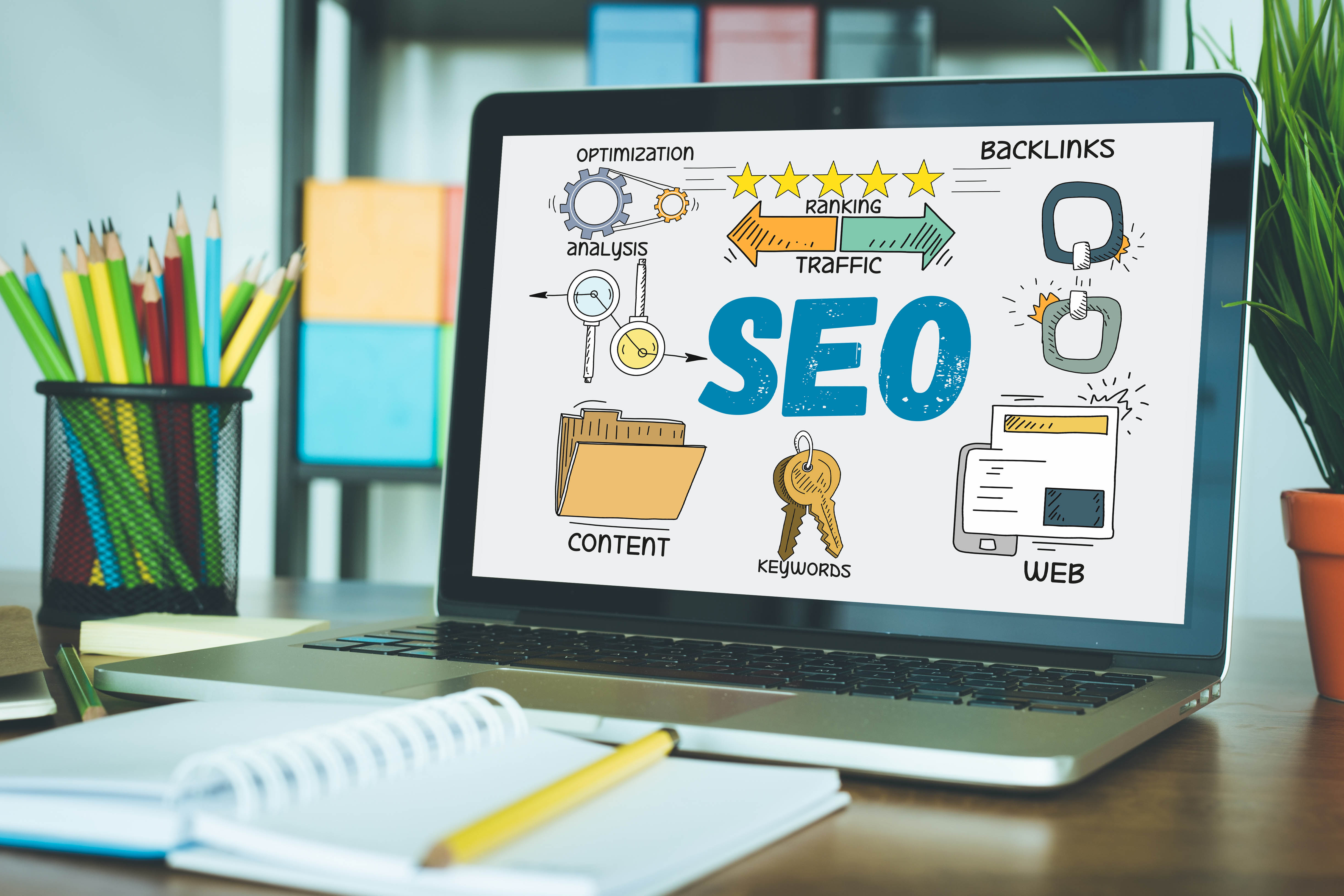 STEP  ONSITE SEO CONTENT