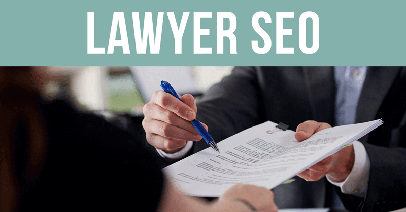 Lawyer SEO Services