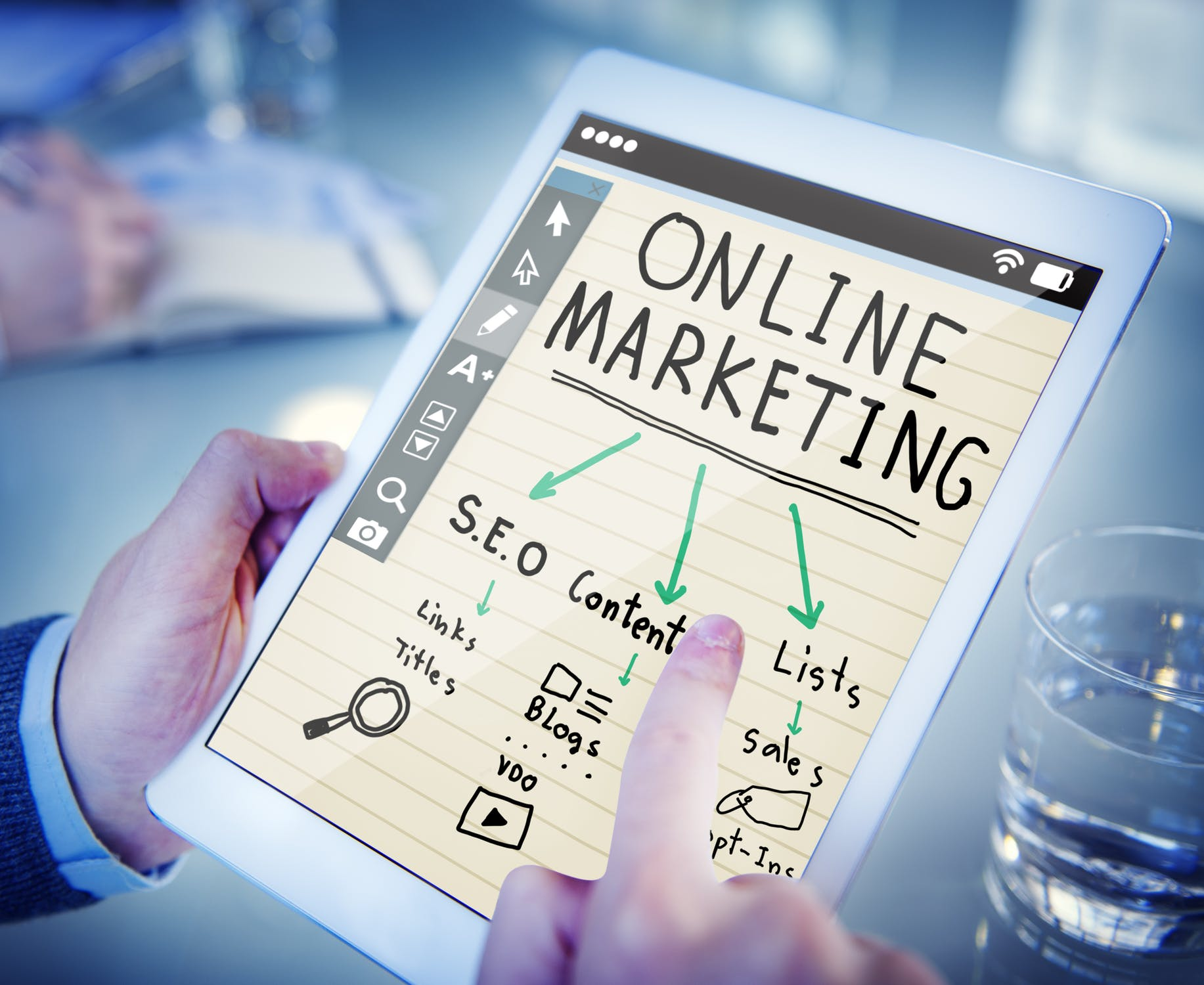 Ecommerce for Online Marketing