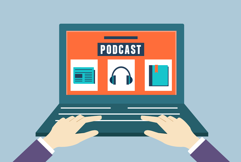 Podcasts for Marketing a Brand