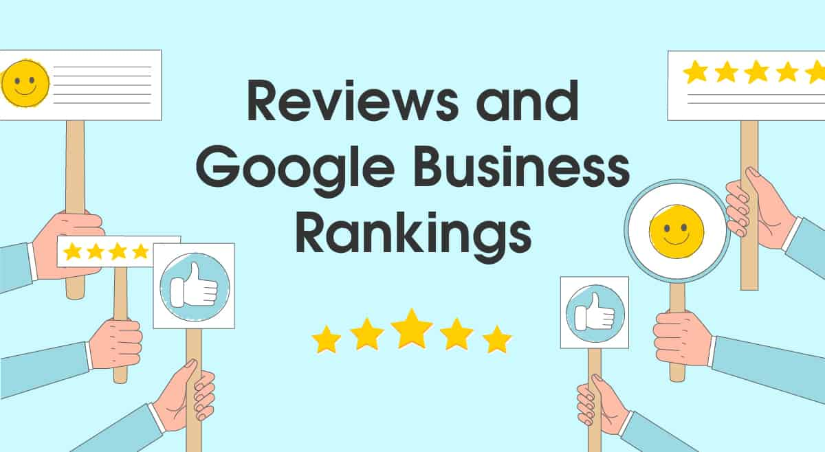 Reviews and Google Rankings
