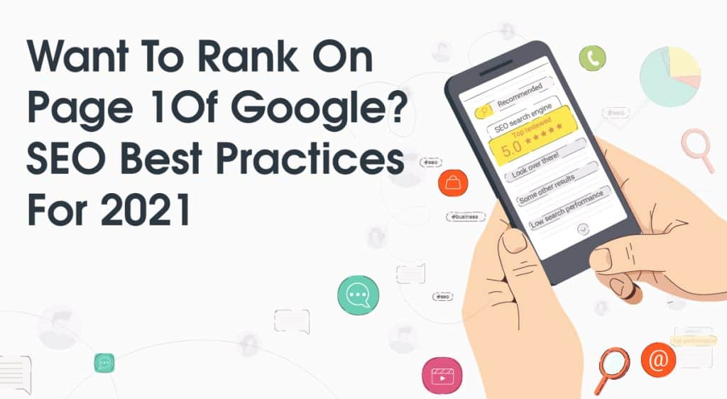 SEO trends best practices 2021