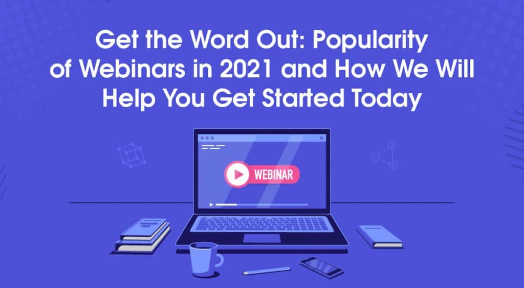 hosting affordable webinars 2021